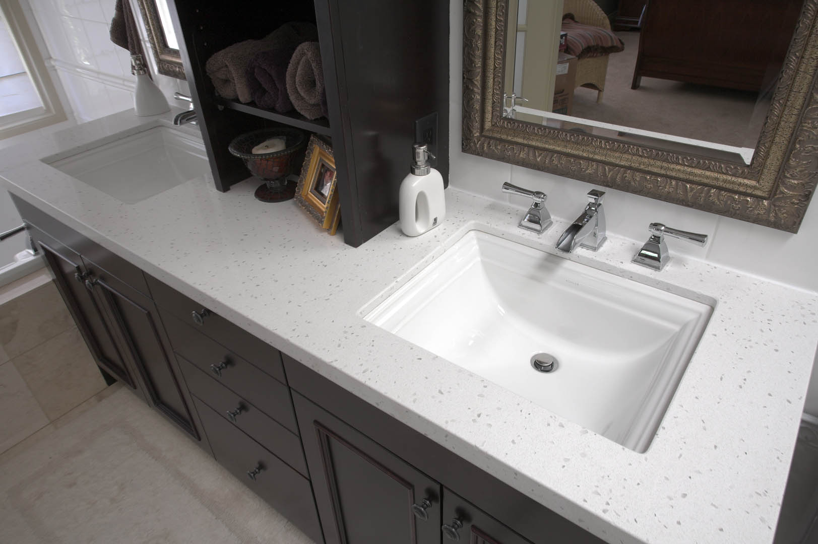 bathroom sinks with granite countertops silkstone amp granite calgary custom granite countertops 22379
